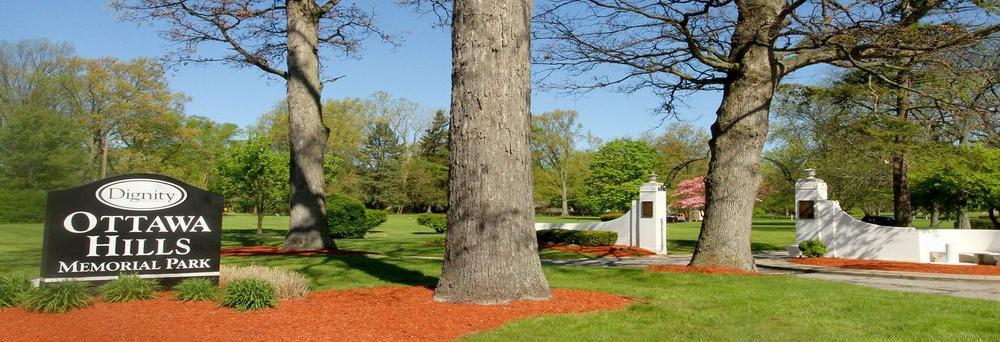 toledo memorial park cemetery and mausoleum cremation pet cemetery