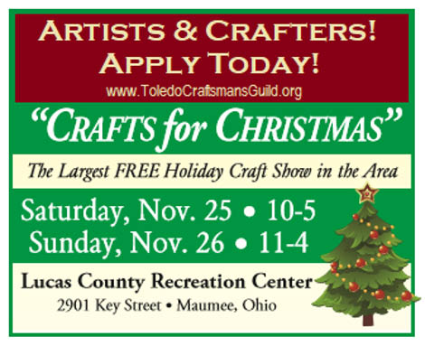 Toledo Craftsman's guild homemade local gifts handcrafted