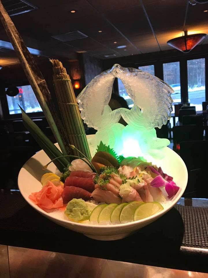 Japanese food near Hampton Bays