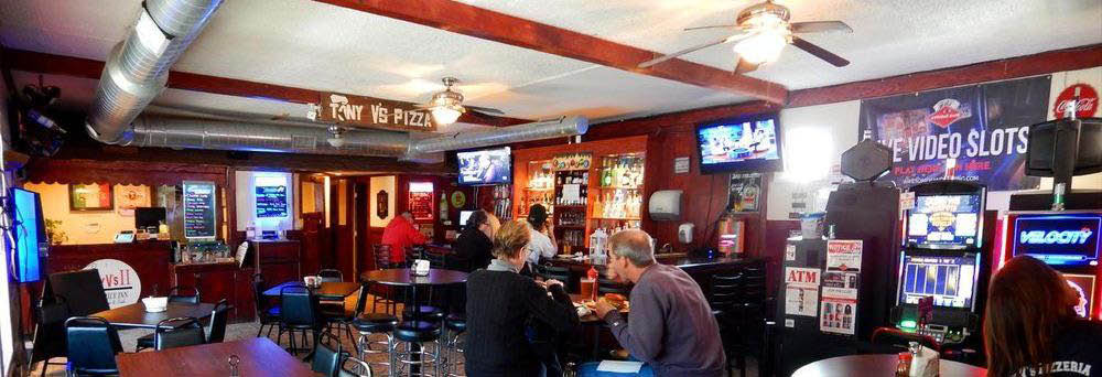 Tony V's Pizzeria & Bar in Cary, IL banner