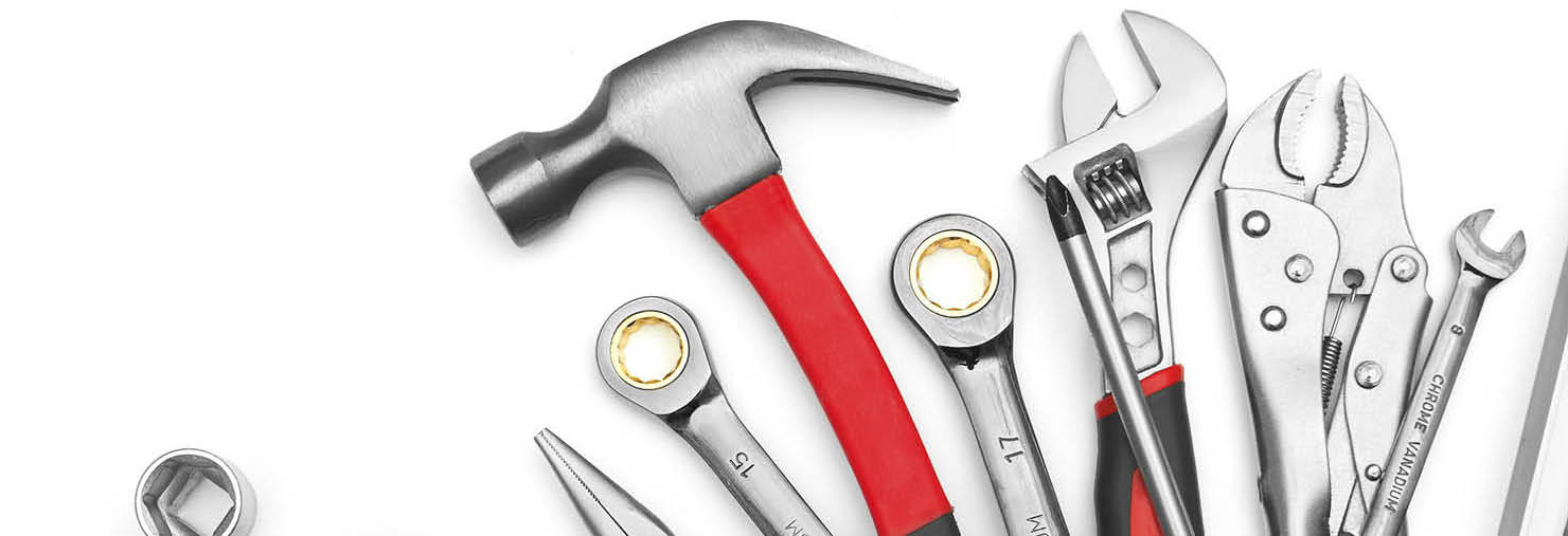 tools rental hammer wrench