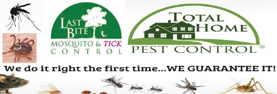 Total Home Pest Control Banner