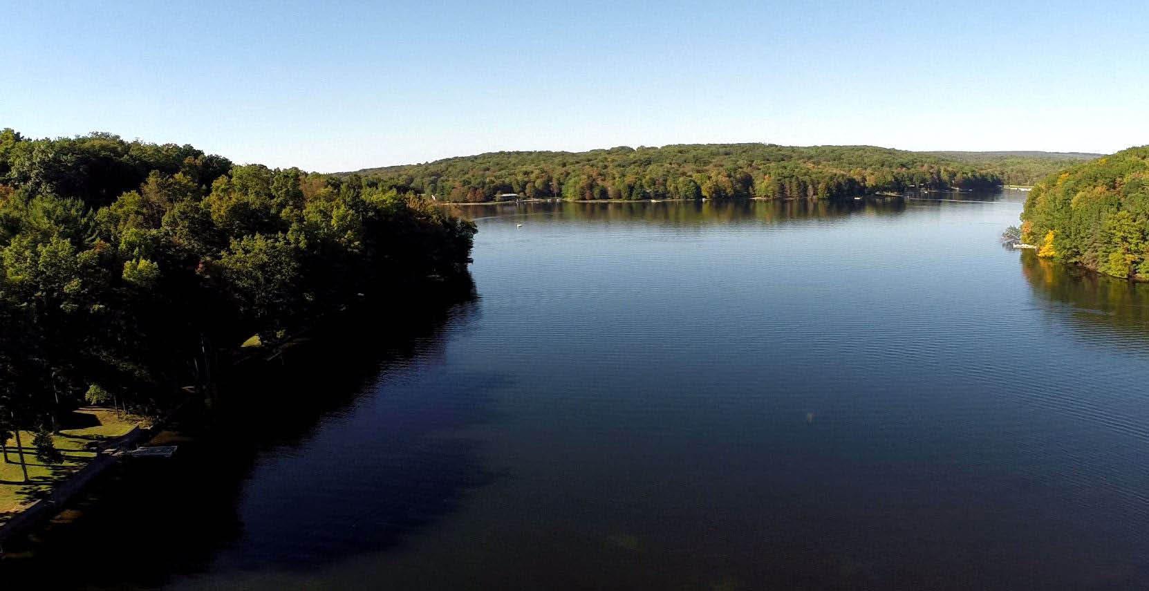 Treasure Lake in DuBois