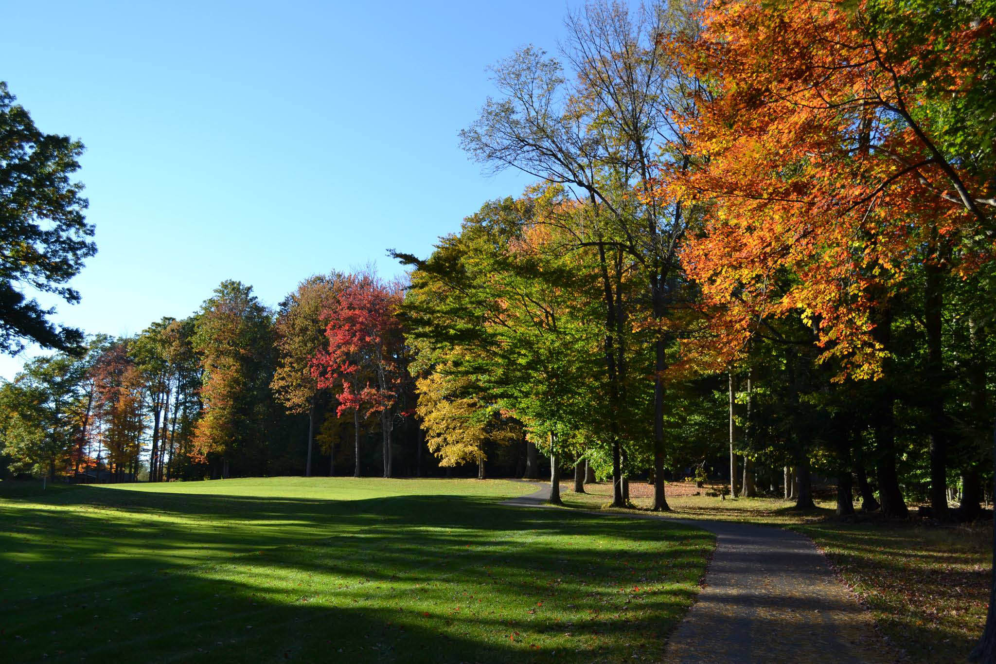 Lakeview Lodge Golf Course in DuBois, PA
