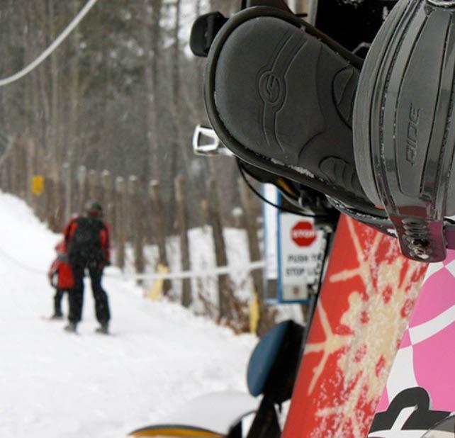Trollhaugen Outdoor Recreation Area - Ski & Snowboard