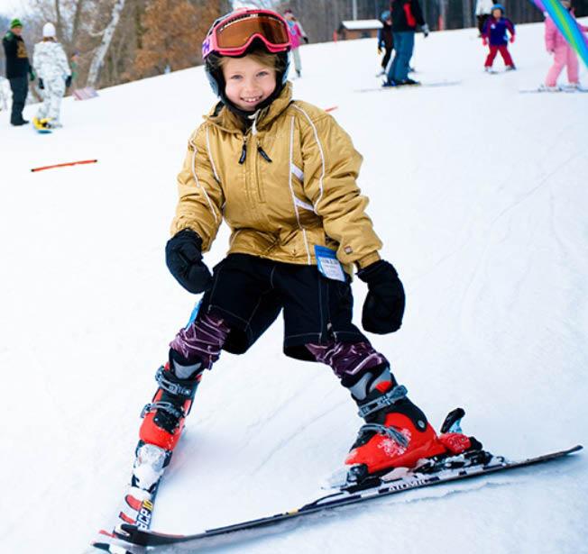 Trollhaugen Outdoor Recreation Area Ski