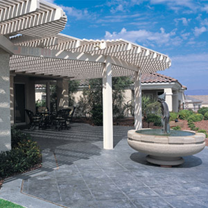 Bring your patio ideas to us