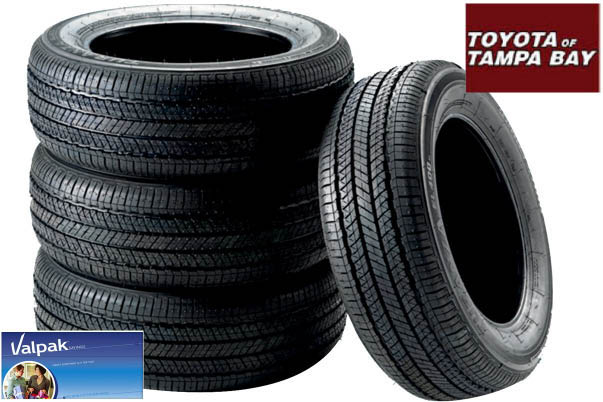 truck tires new tires wheels bad tires toyota of tampa bay