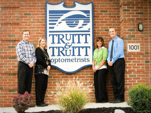 Truitt and Truitt Optometrists Inc. team