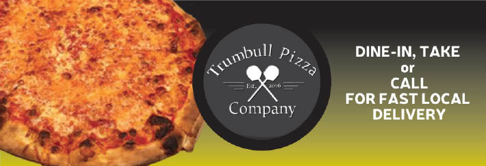 Trumbull Pizza Company in Connecticut banner