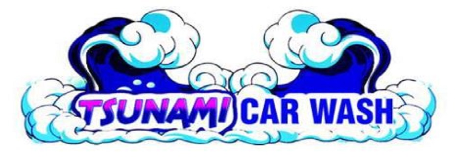 Tsunami Car Wash in Palm Desert, CA Banner ad