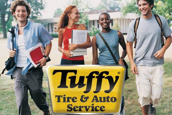 Tuffy family automotive care.