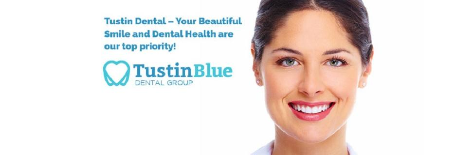 tustin blue dental group in tustin, ca banner