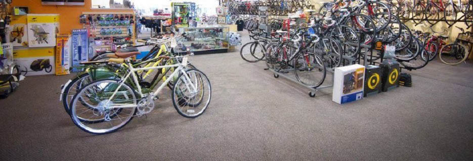 Twin Forks Bicycles in Riverhead, NY Banner Ad