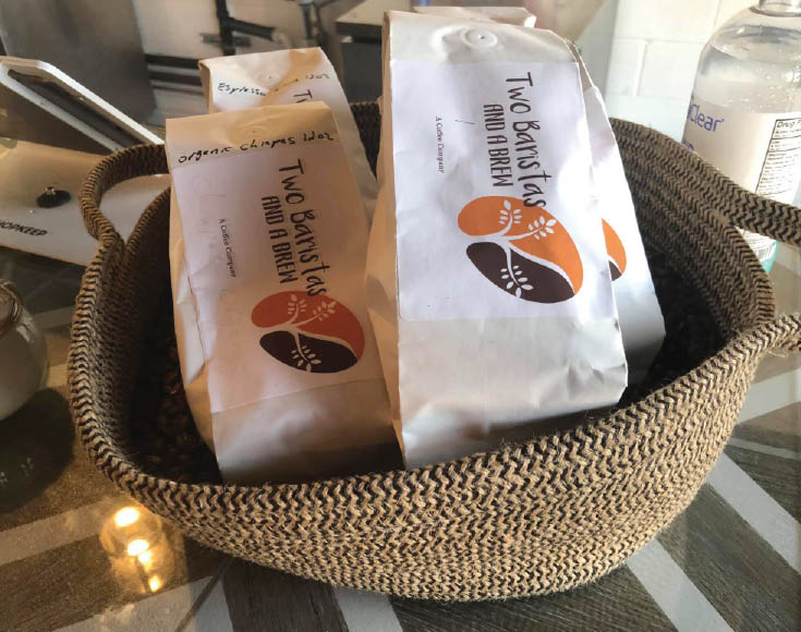 Organic coffee by the pound