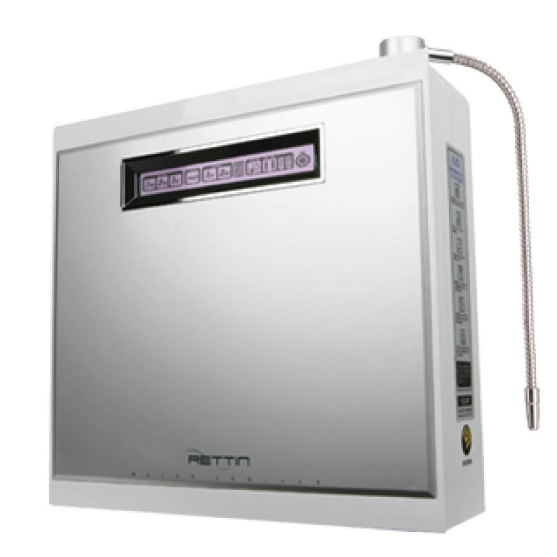 Water ionizer installation discounts