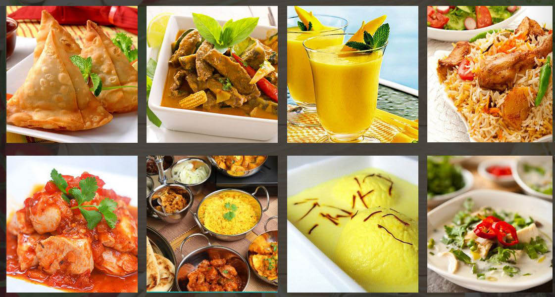 Amber Indian Cuisine use only the best quality ingredient for their recipes.