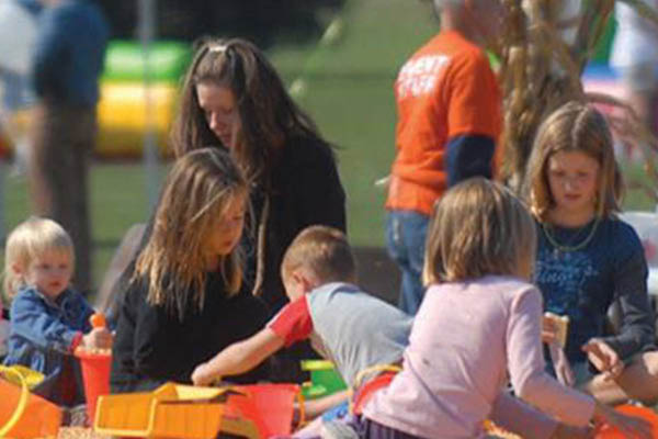 City of Upper Arlington Parks and Recreation kids activities