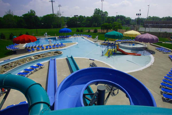City of Upper Arlington Parks and Recreation swimming pool