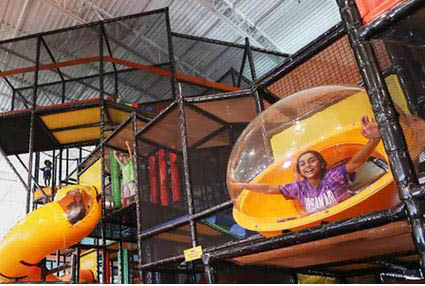 trampoline park, adventure park, birthday party, kids, urban air coupons, valpak coupons, fun, east norriton, obstacle course, family fun, race, climbing, rope swing, urban air adventure park