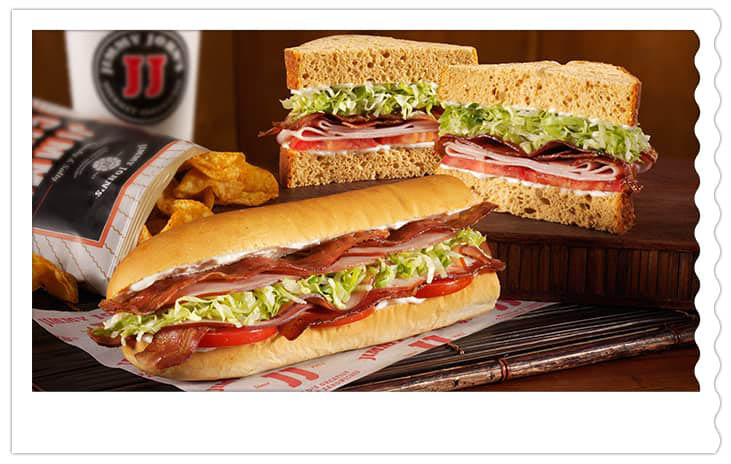 Jimmy johns coupons 2019