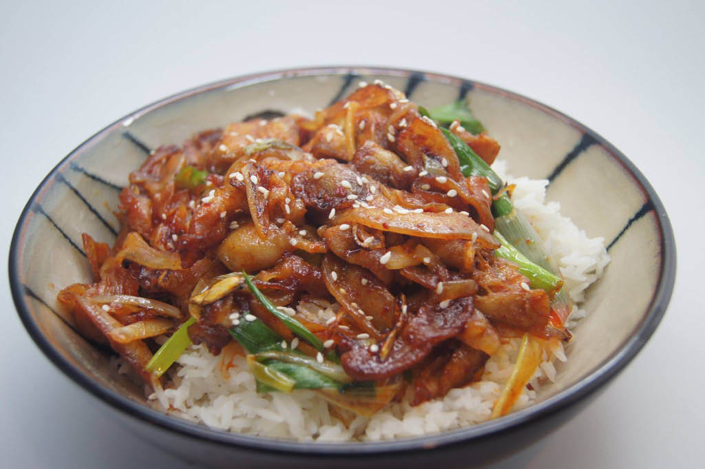 Chinese rice dishes; Chinese food in State College