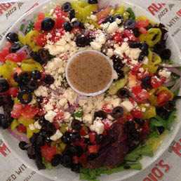 uncle maddios pizza joint frederick, md greek salad