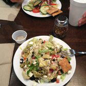 uncle maddios pizza joint frederick, md great salads