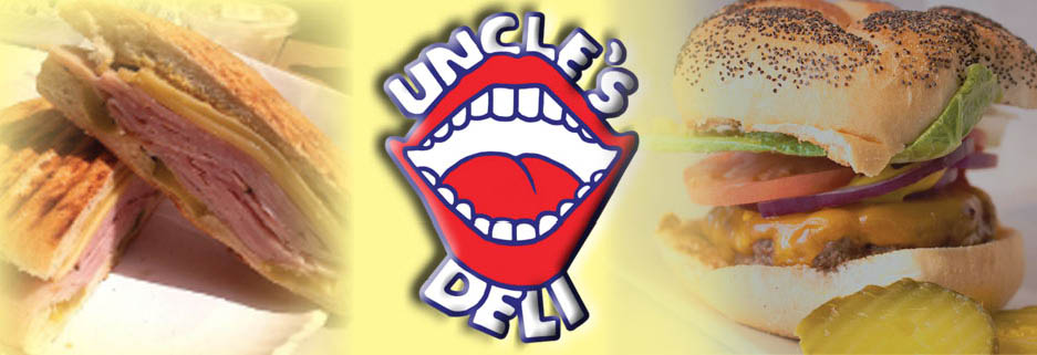 Uncle's Deli Stamford CT banner image