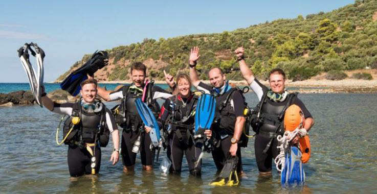 Undersea outfitters scuba and dive lessons in westminster, md