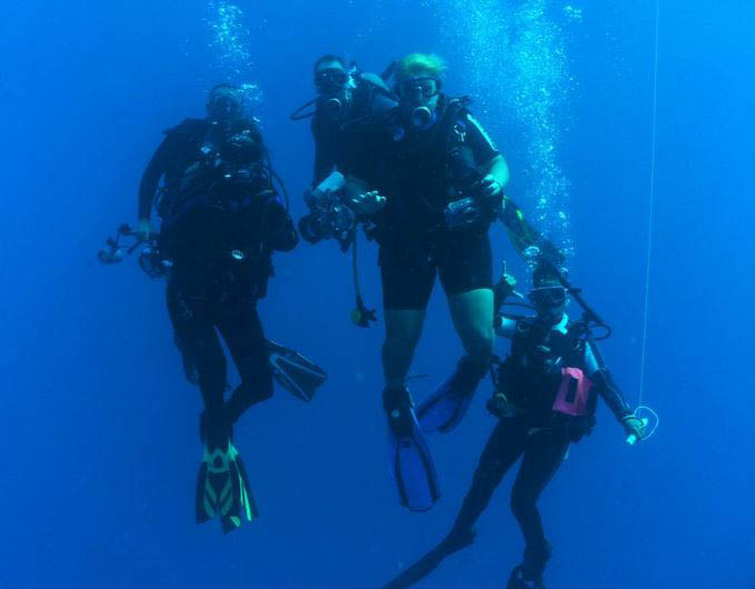 Undersea outfitters scuba and dive lessons in westminster, md divers
