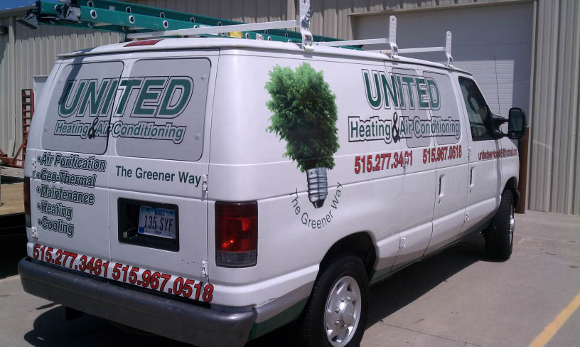 United Heating & Air Conditioning Altoona, Iowa