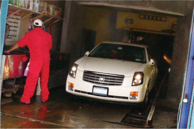 Cleaned, polished and shined - your car or truck will nearly new