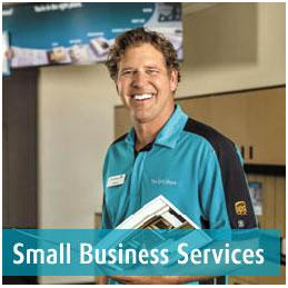 Small Business Services from The UPS Store