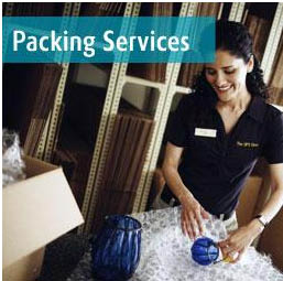 Packaging experts on-site at The UPS Store