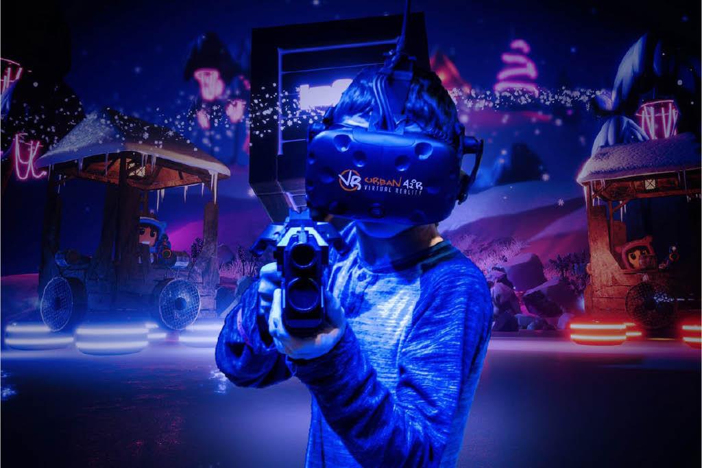 Virtual-Realty-Laser-Tag