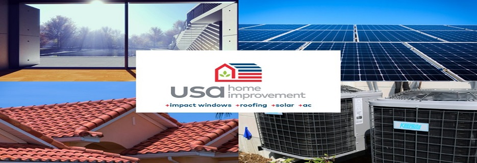 USA Home Improvement in South Florida banner