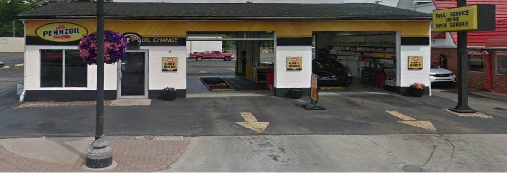 photo of exterior of Utica Oil Change in Utica, MI