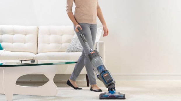 Eureka upright vacuum cleaner for the home