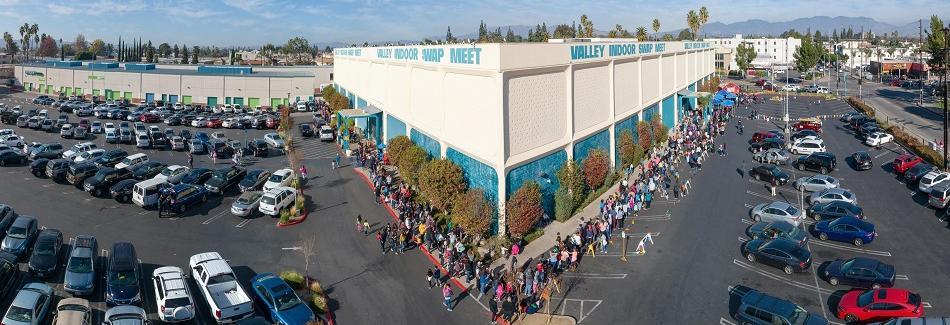 Valley Indoor Swap Meet in Panorama City, CA banner
