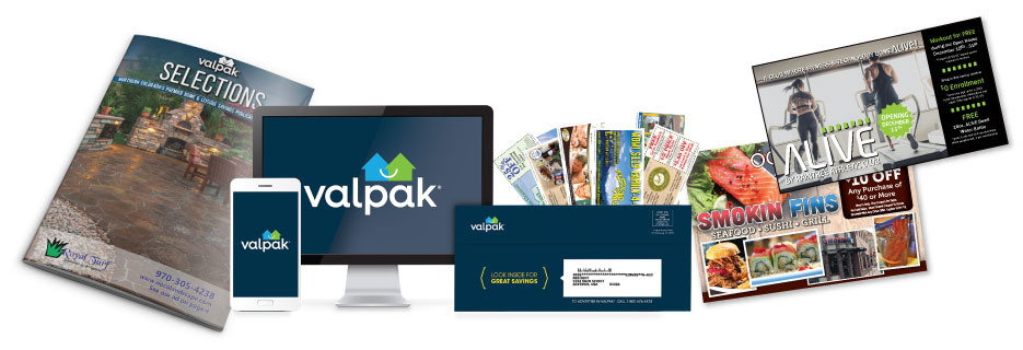 Valpak of N. Colorado & S. Wyoming advertising coupons