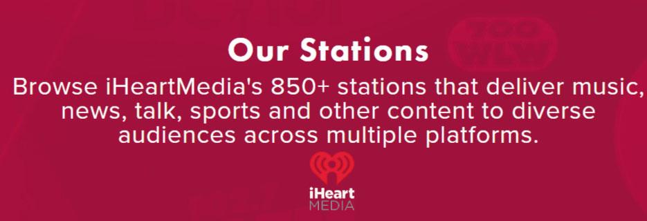 IheartMedia Radio Stations in Northern Colorado