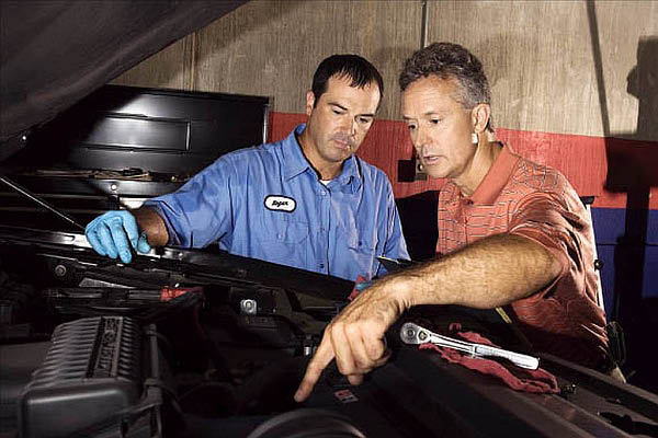 Our professional auto techs can repair or replace worn auto parts