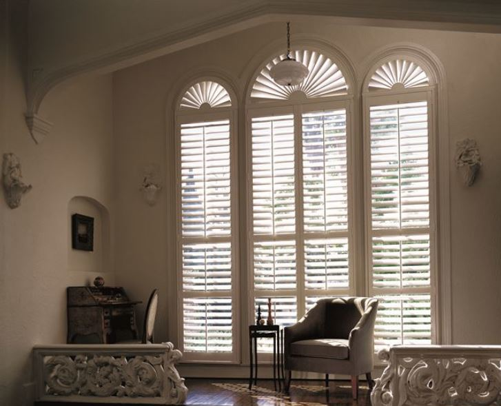 value blinds white shutters