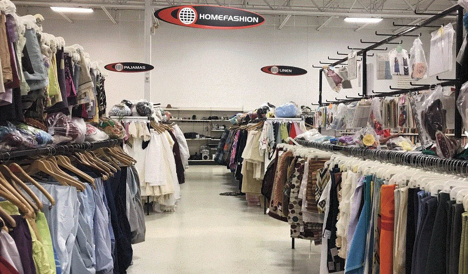 Picture of clothing at Value World