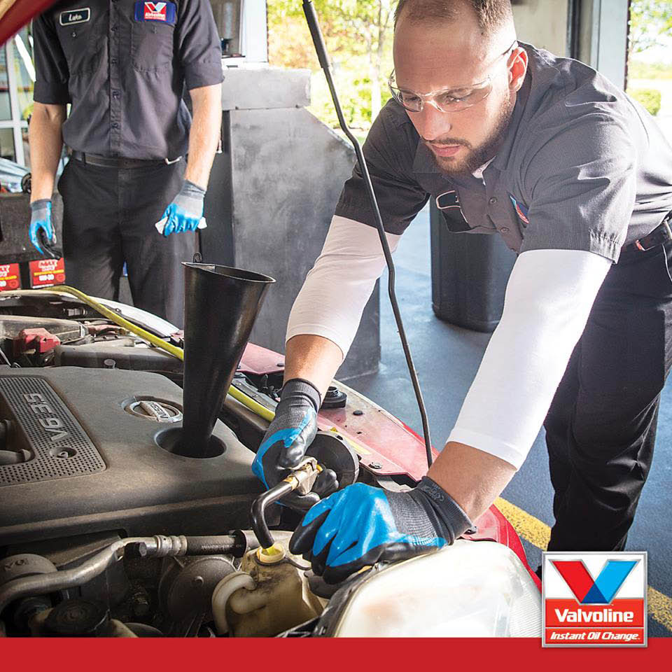 Valvoline Instant Oil Change Southern California