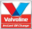 Our Valvoline Instant Oil Change signage in Flint, MI