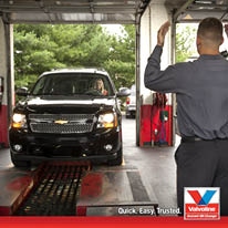 Our ASE certified technician can check your car's undercarriage