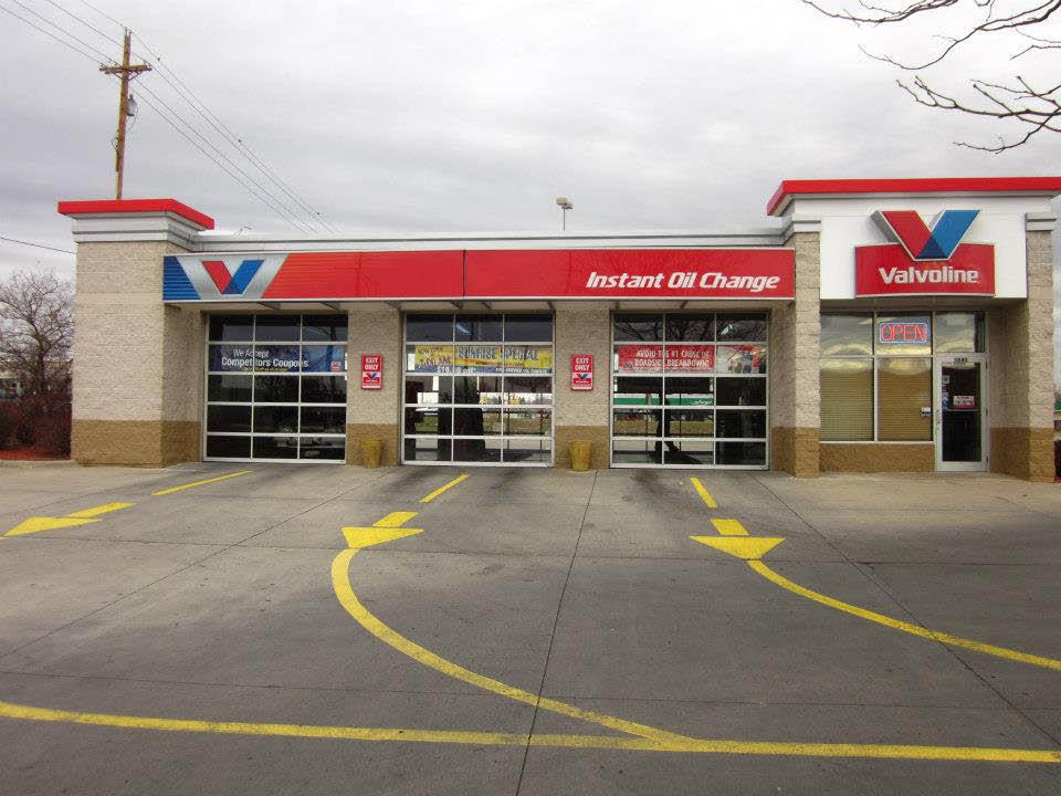 Valvoline Instant Oil Change Omaha Nebraska