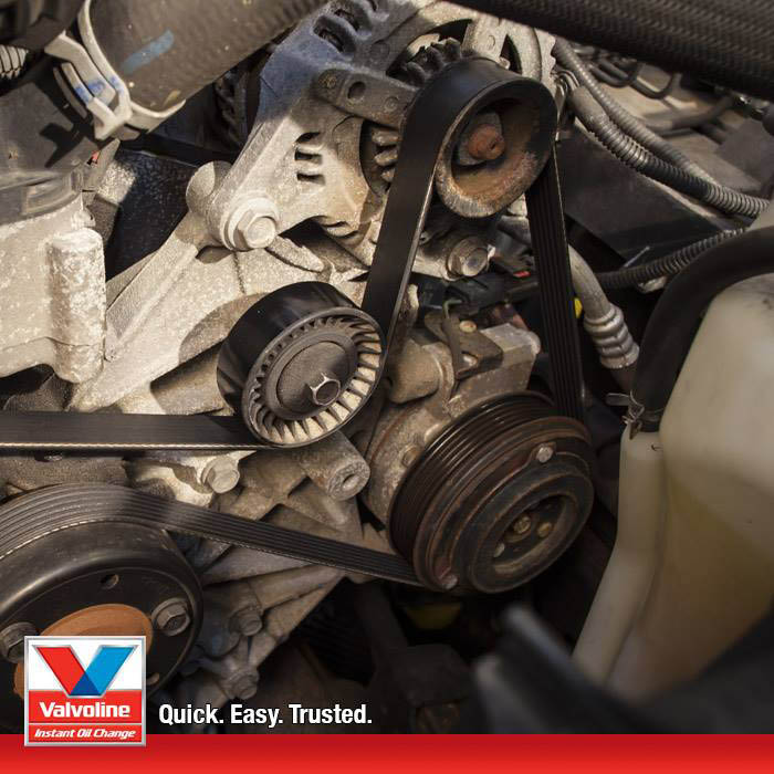 Make sure your serpentine belt is in good shape since it delivers power to critical vehicle systems.